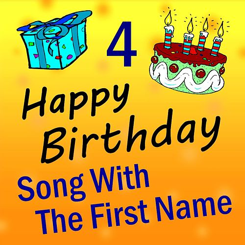 Song with the First Name, Vol. 4 by Happy Birthday