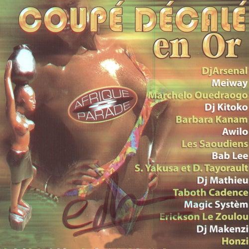 Coupé décalé en or (Afrique parade) de Various Artists