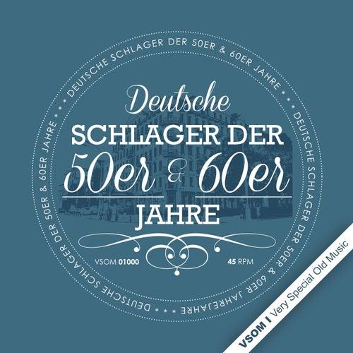 Deutsche Schlager der 50er, 60er Jahre de Various Artists