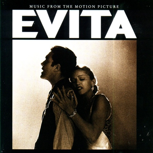 Evita: Music From The Motion Picture de Andrew Lloyd Webber