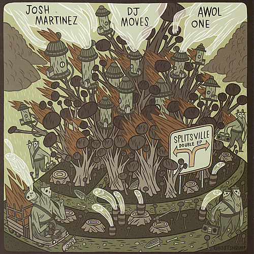 Splitsville: Double EP von Various Artists