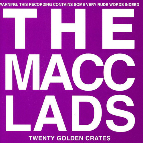 20 Golden Crates (Best Of) de The Macc Lads