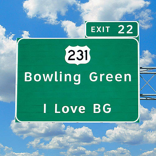 Bowling Green: I Love BG by Darla Day