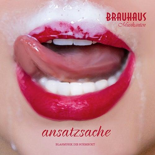 Ansatzsache (Blasmusik die schmeckt) by Brauhaus Musikanten