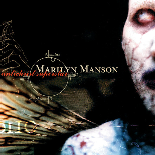 Antichrist Superstar de Marilyn Manson