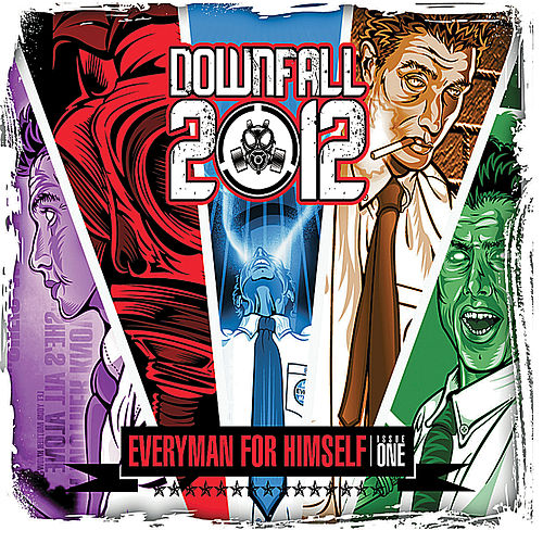 Everyman for Himself Issue One by Downfall 2012