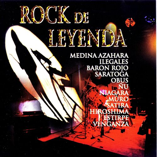 Rock de Leyenda de Various Artists