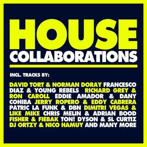House Collaborations de Various Artists