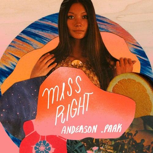 Miss Right - Single de Anderson .Paak
