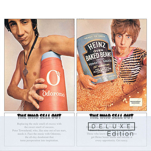 The Who Sell Out (Deluxe Edition) by The Who