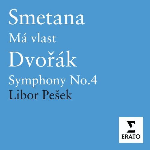 Smetana: Má Vlast - Dvorák: Czech Suite & Symphony No.4 by Libor Pesek