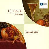Bach: Cello Suites by Heinrich Schiff