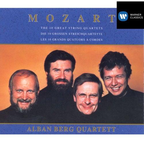 Mozart - Mature String Quartets de Alban Berg Quartet