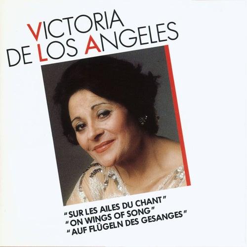 On Wings of Song de Victoria De Los Angeles
