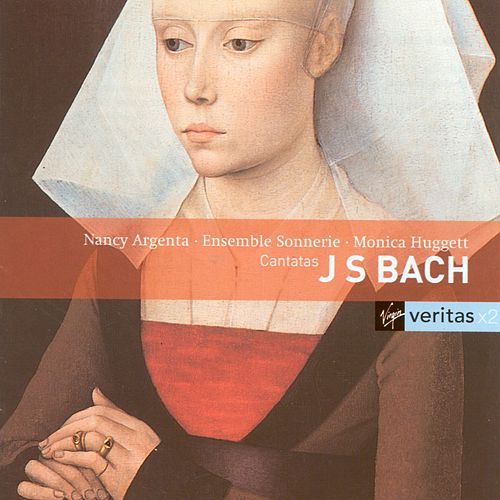 Bach - Cantatas by Nancy Argenta