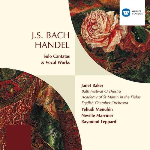 Bach & Handel: Solo Cantatas & Vocal Works de Dame Janet Baker