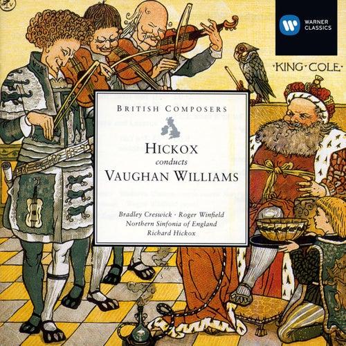 Hickox conducts Vaughan Williams de Richard Hickox