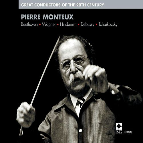 Pierre Monteux : Great Conductors of the 20th Century de Pierre Monteux