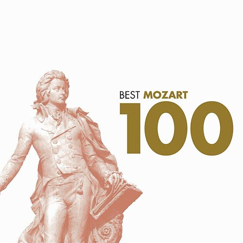 Mozart Best 100 von Various Artists