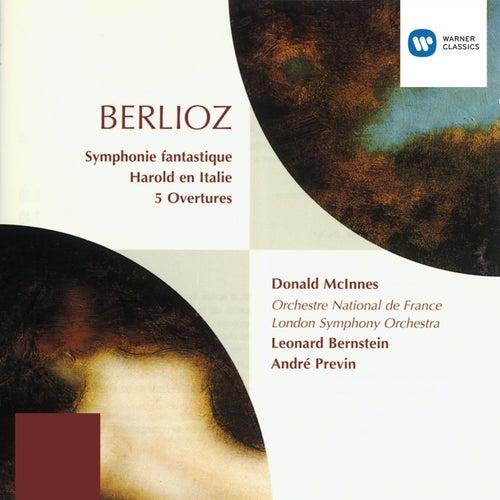 Berlioz: Symphonie Fantastique/Harold in Italy etc. von André Previn