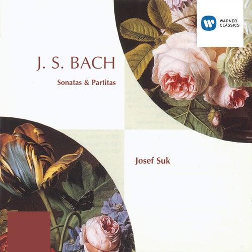 Bach: Violin Sonatas & Partitas by Josef Suk