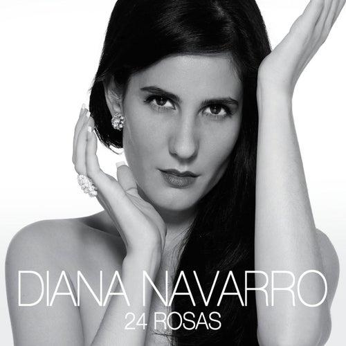 24 Rosas de Diana Navarro