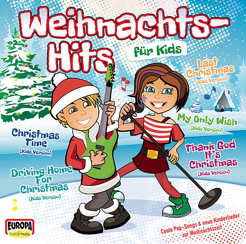 Weihnachts-Hits für Kids von Various Artists