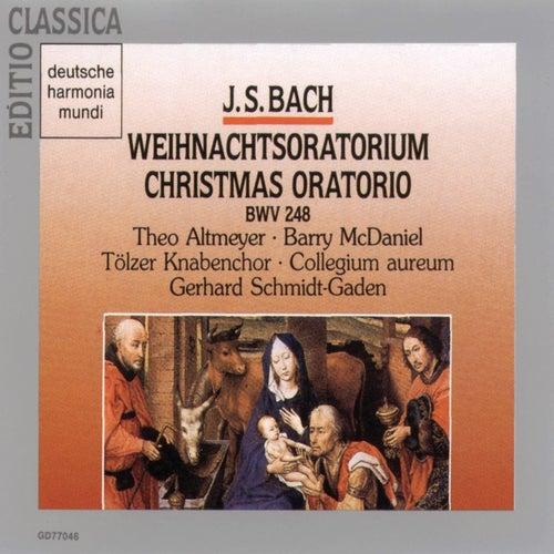 Bach: Weihnachtsoratorium by Collegium Aureum