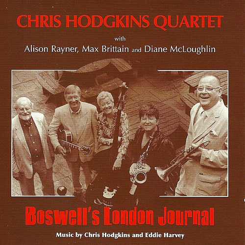 Boswell's London Journal by Chris Hodgkins Quartet