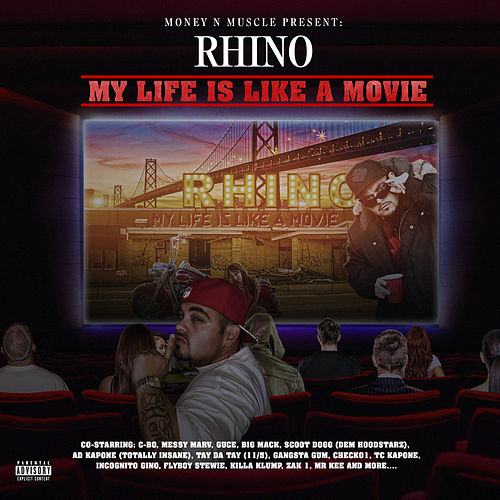 My Life Is Like a Movie de Rhino