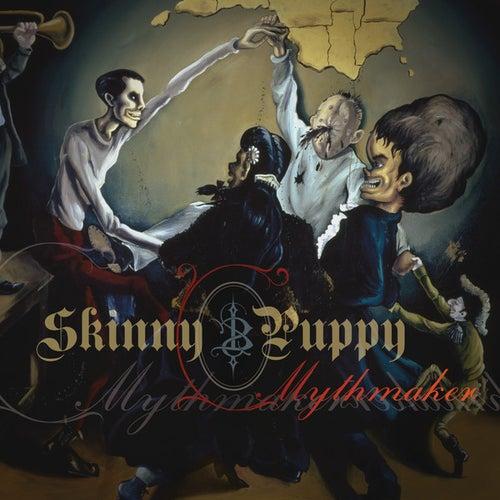 Mythmaker (Deluxe) von Skinny Puppy