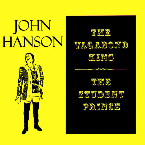 The Vagabond King/The Student Prince von Various Artists
