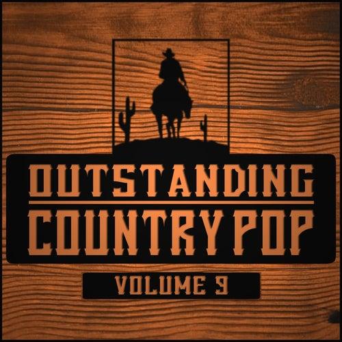 Outstanding Country Pop Vol 9 de Various Artists