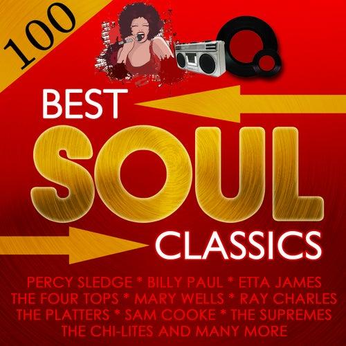 100 Best Soul Classics von Various Artists