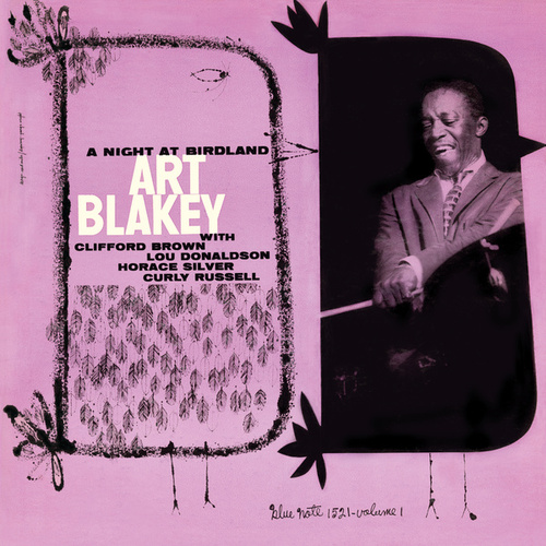 A Night At Birdland von Art Blakey