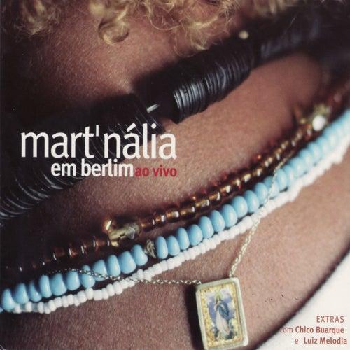Mart'nália em Berlim ao vivo de Mart'nália