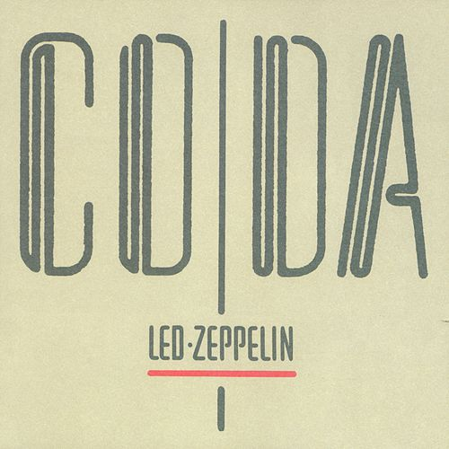 Coda (1994 Remaster) de Led Zeppelin