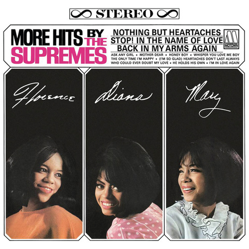 More Hits By The Supremes - MotownSelect.com de The Supremes