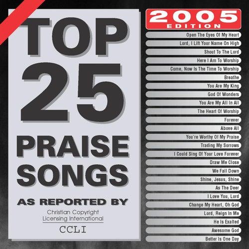Top 25 Praise Songs: 2005 de Marantha Praise!
