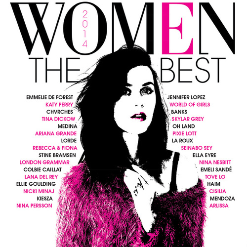 Women The Best 2014 by Various Artists