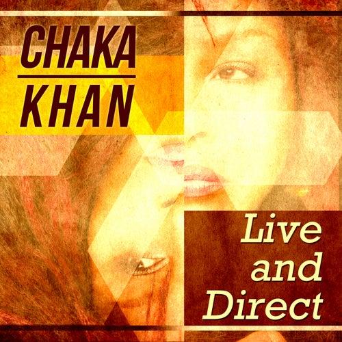 Chaka Khan - Live and Direct by Chaka Khan