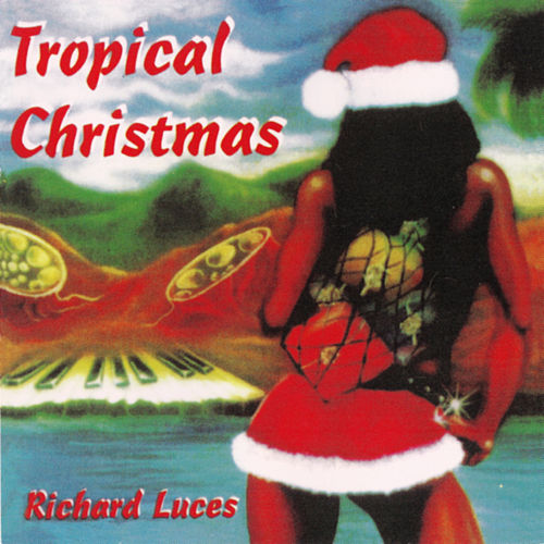 Tropical Christmas van Richard Luces
