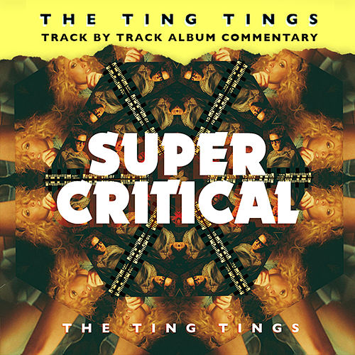 Super Critical (Track by Track Commentary) de The Ting Tings