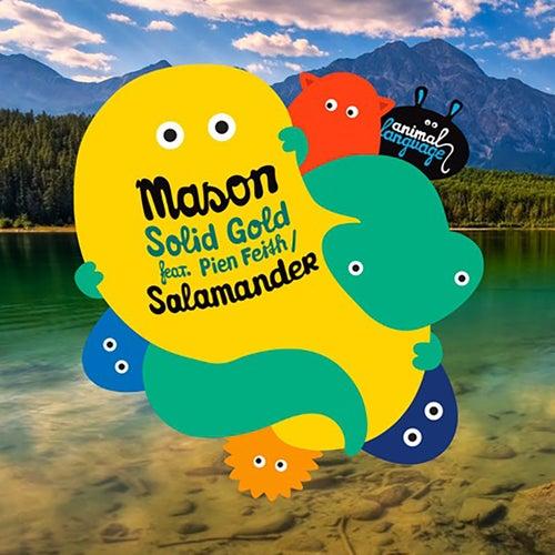 Soild Gold / Salamander von Mason