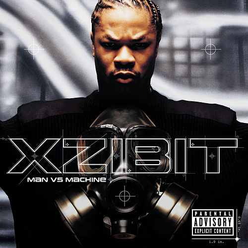Man Vs. Machine de Xzibit