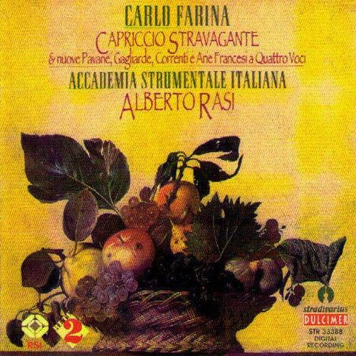 Carlo Farino : Capriccio Stravagante von Accademia Strumentale Italiana
