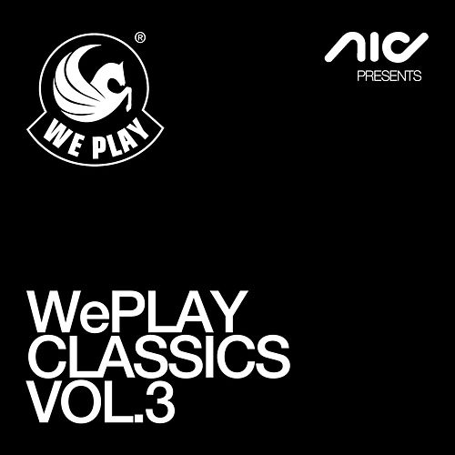 WePLAY Classics Vol. 3 - presented by DJane NIC von Various Artists