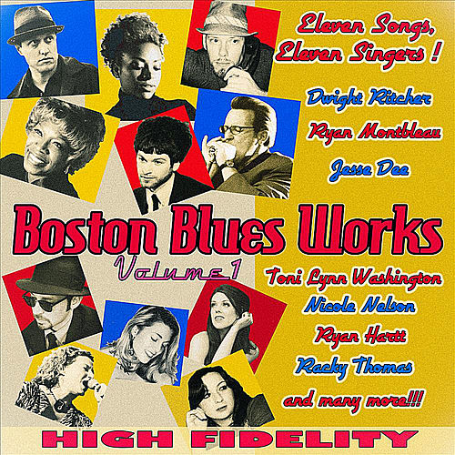 Boston Blues Works, Vol. 1 von Various Artists
