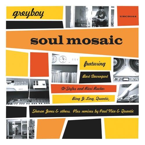 Soul Mosaic de Greyboy