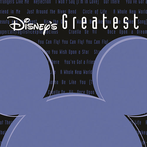 Disney's Greatest Volume 1 fra Various Artists